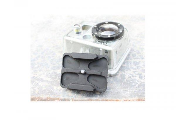 Montaż mały do kamer typu GoPro HR2 Dirty Leopard