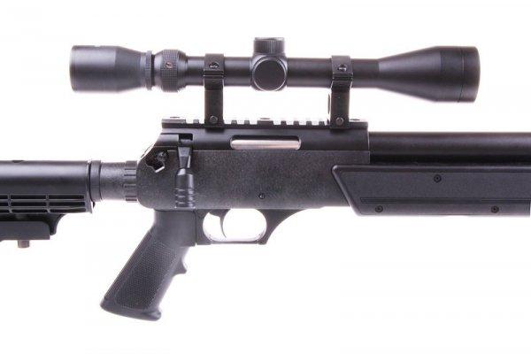 Well - Replika MB06D z dwójnogiem i lunetą