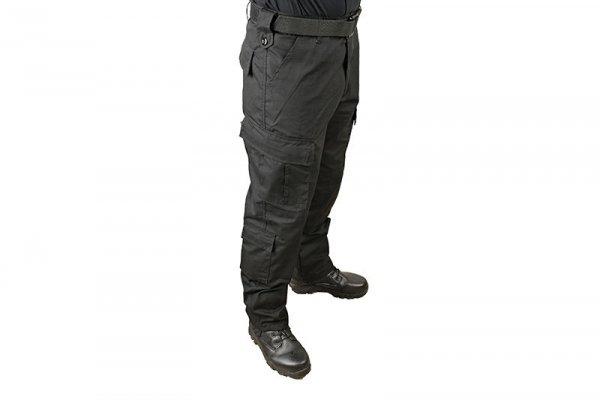 Spodnie mundurowe typu ACU - czarne