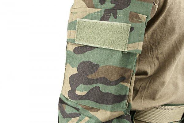 Komplet mundurowy Combat Uniform - woodland