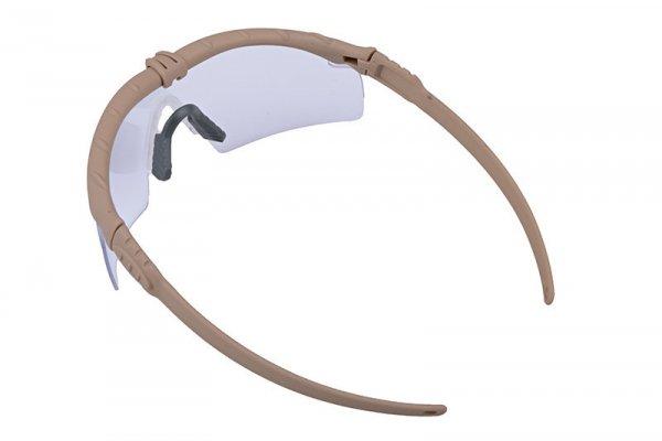 Ultimate Tactical - Okulary - przeźroczyste