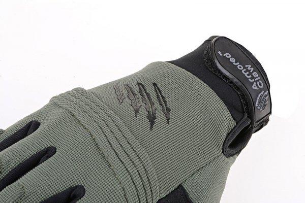 Rękawice taktyczne Armored Claw CovertPro - sage green