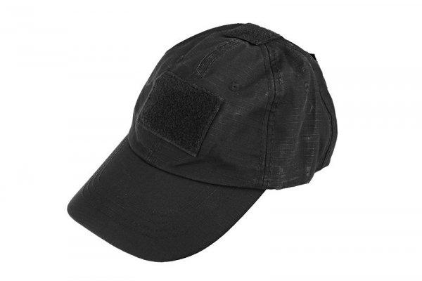 Taktyczna czapka z daszkiem - czarna
