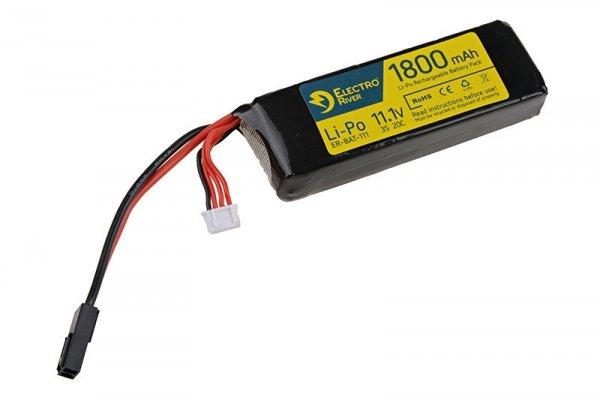 ElectroRiver - Akumulator LiPo 11,1V 1800mAh 20C