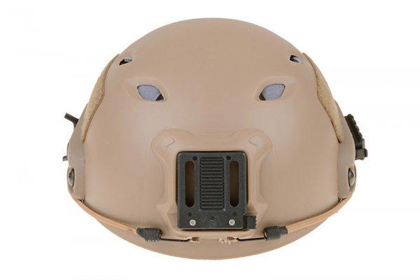 FMA - Hełm typu FAST BJ CFH (L/XL) - TAN