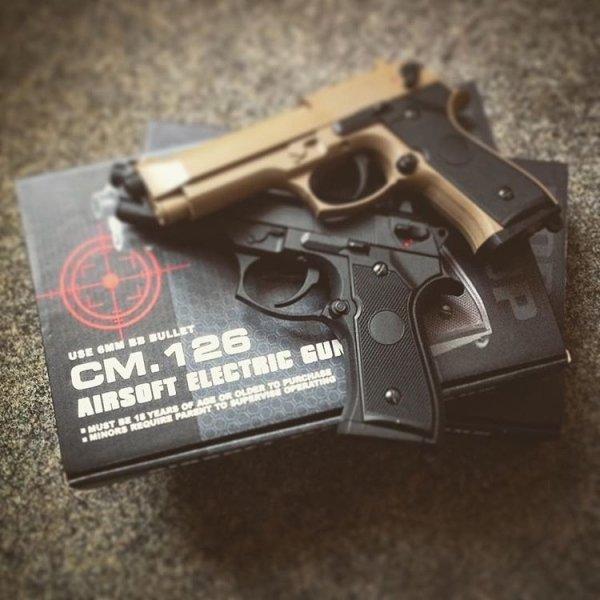 Cyma - Replika CM126 - TAN