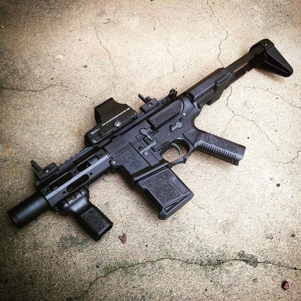 Amoeba - Replika AM-015 Assault Rifle