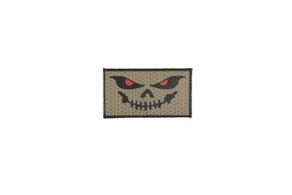 Naszywka IR - Evil Smile - CT