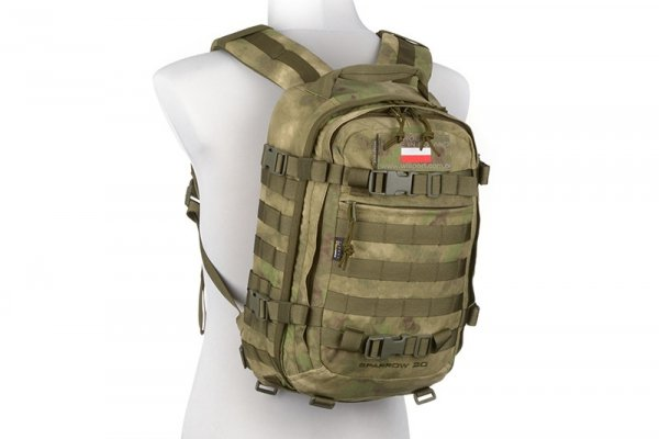 Plecak Wisport Sparow 20l. gen.II spec. - A-TACS FG