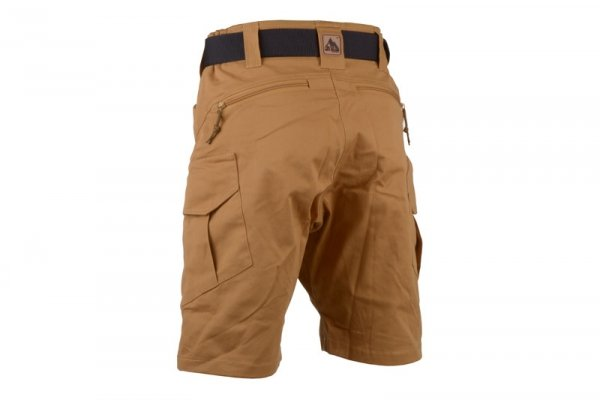 Krótkie spodnie Redwood Tactical Shorts (Cotton) - coyote brown