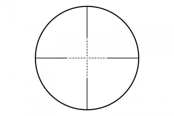 Luneta GL 4×32C - czarna