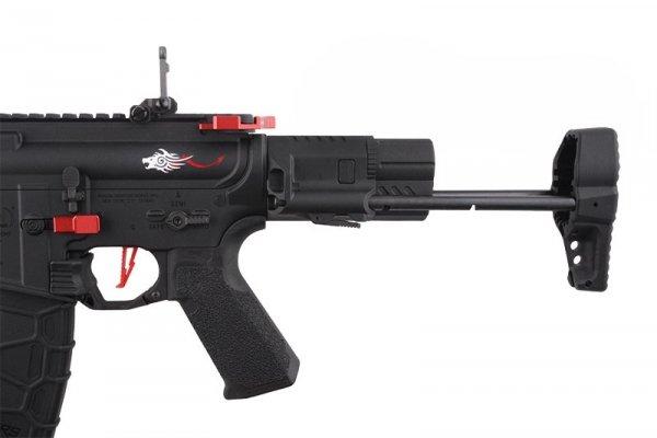 VFC - Replika Avalon Leopard CQB - Black/Red