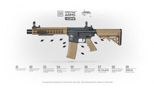 Specna Arms - Replika SA-C04 CORE Half-Tan