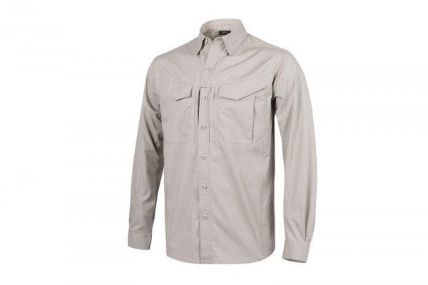 Koszula Defender Mk2 long sleeve - beżowa