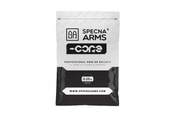 Specna Arms - Kulki CORE 0,23g 1000szt.