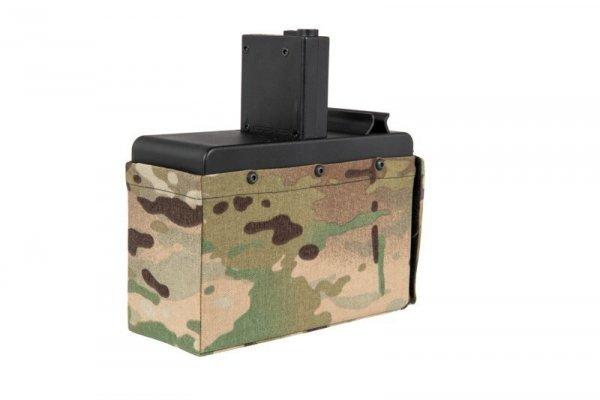 G&G - Magazynek BOX na 2500 kulek do LMG - Multicam