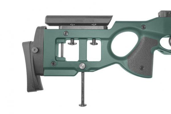 Specna Arms - Replika SV-98 CORE z lunetą i dwójnogiem - russian green