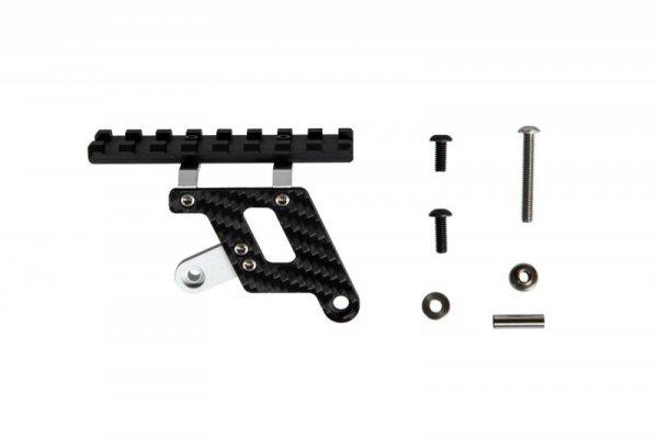 Montaż optyki Shooters Carbon do replik pistoletów Hi-Capa - srebrny