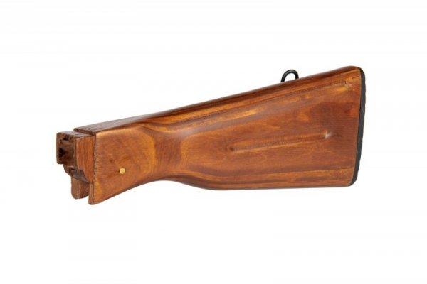 Drewniana kolba do replik typu AK74