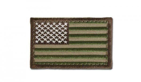 Condor - Naszywka USA Flag Velcro Patch - MultiCam - 230-008