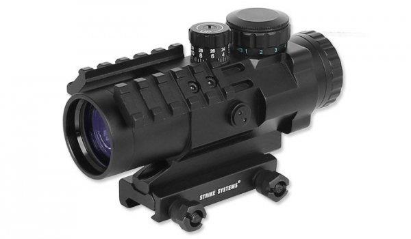 Strike Systems - Luneta Tactical Scope 3x32 - Dual Color - 17542