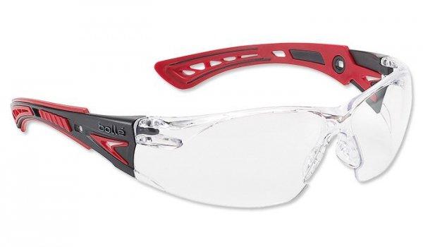 Bolle - Okulary RUSH+ - Clear - RUSHPPSI