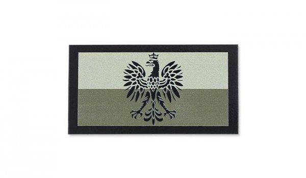 Combat-ID - Naszywka Polska Godło - Mała II - TAN/CB - Gen II IR