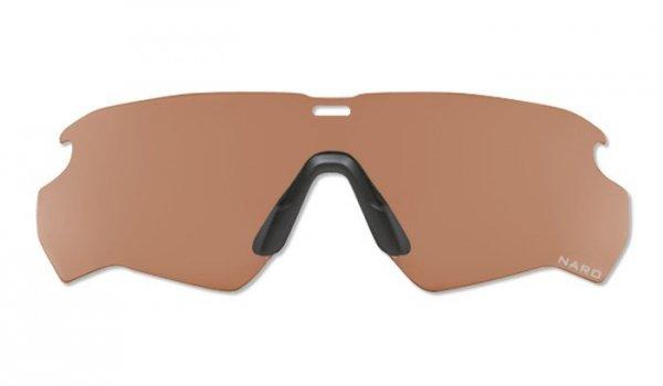 ESS - Wizjer Crossblade NARO - Hi-Def Copper - Bursztynowy - 102-190-0
