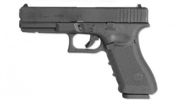 Umarex - Replika Glock 17 Gen4 GBB - 2.6411