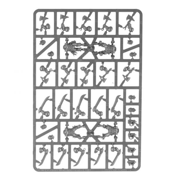 Warhammer AoS - Kharadron Overlords Arkanaut Company