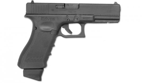 Umarex - Replika CO2 Glock 17 Gen4