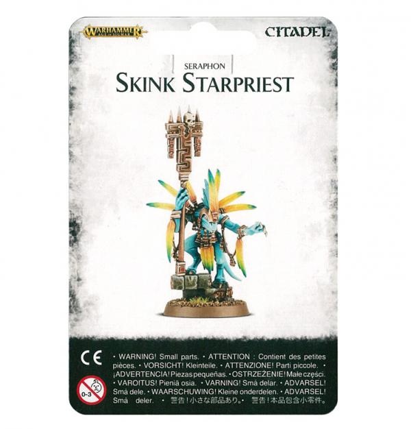 Warhammer AoS - Seraphon Skink Starpriest