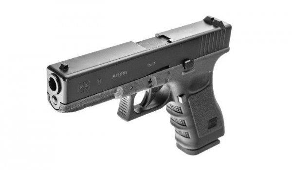 Umarex - Wiatrówka Glock 17 Gen3 Blow Back 4,5mm - 5.8361