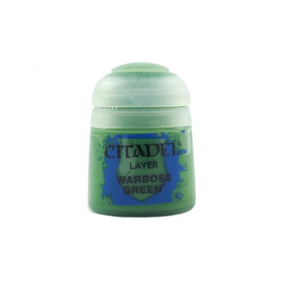 CITADEL - Layer Warboss Green 12ml