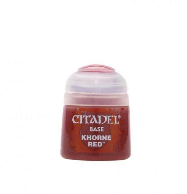 CITADEL - Base Khorne Red 12ml