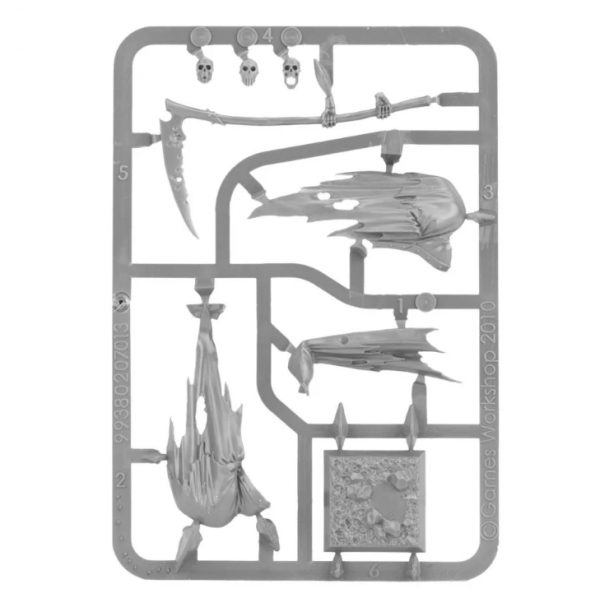Warhammer AoS - Nighthaunt Cairn Wraith