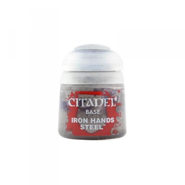 CITADEL - Base Iron Hands Steel 12ml