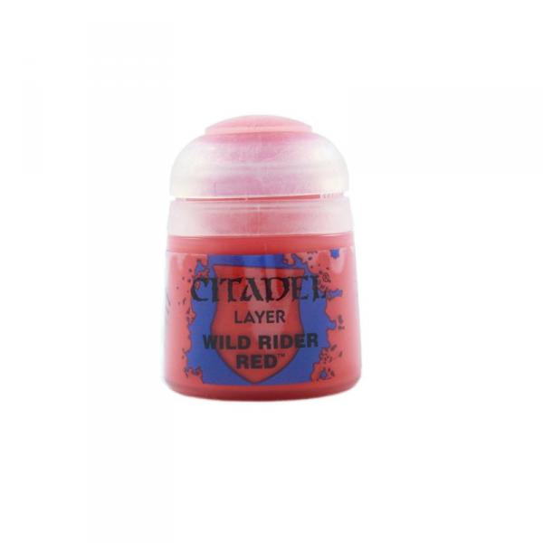 CITADEL - Layer Wild Rider Red 12ml
