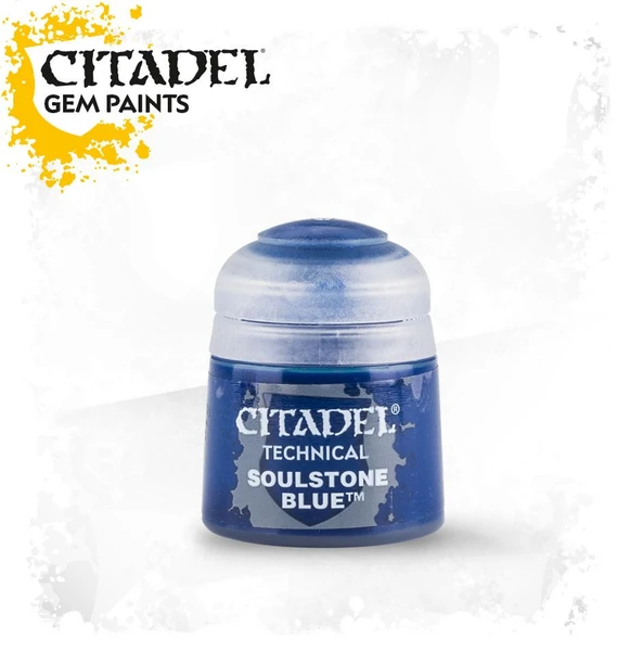 CITADEL - Technical Soulstone Blue 12ml