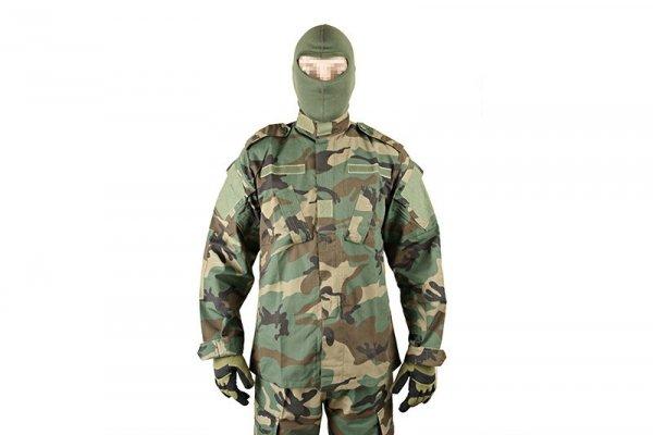 Komplet mundurowy typu ACU - woodland