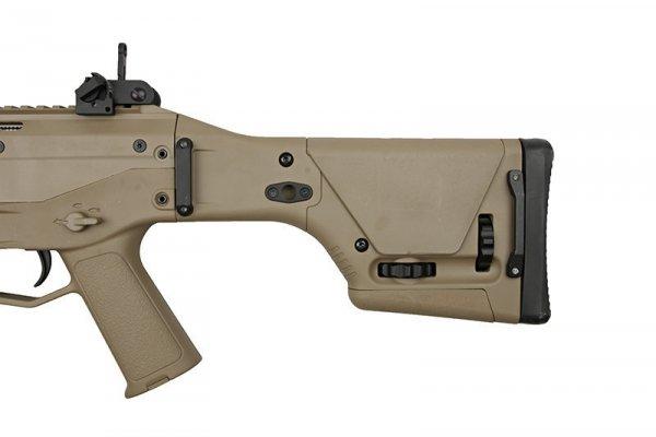 Replika karabinka MSD Sniper - tan