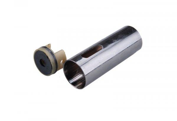 JG - Cylinder typu 2 w zestawie z głowicą cylindra