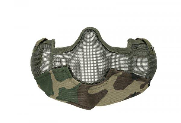 Maska typu Stalker V3 - woodland