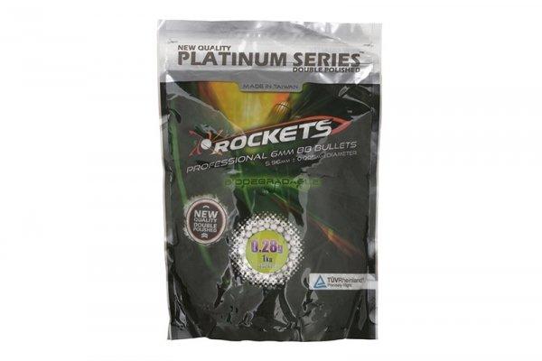 Kulki Rockets Platinum Series BIO 0,28g - 1kg