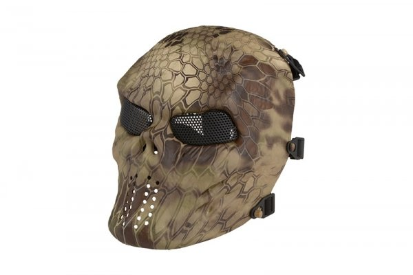 Maska Tactical Skull - HLD