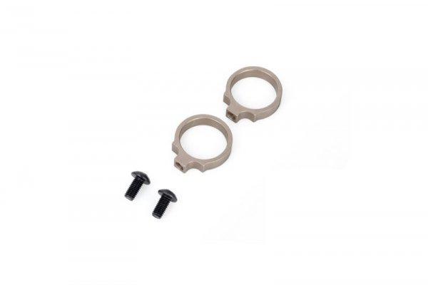 """Pierścienie montażowe w std. LaRue (0.760""""), 2 szt. - Tan"""