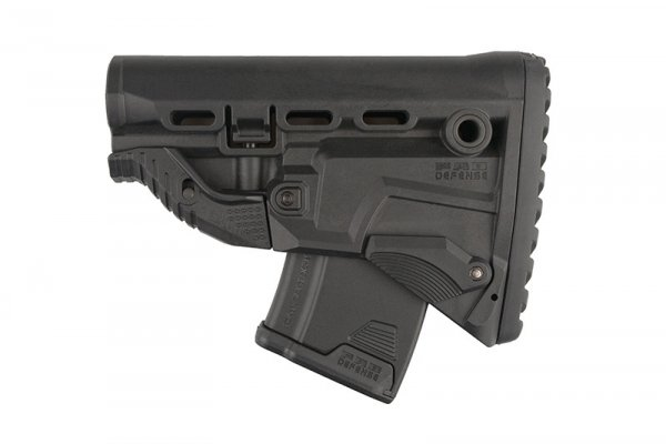 FAB Defense - Kolba GK-MAG + 10 nabojowy magazynek 7,62x39mm