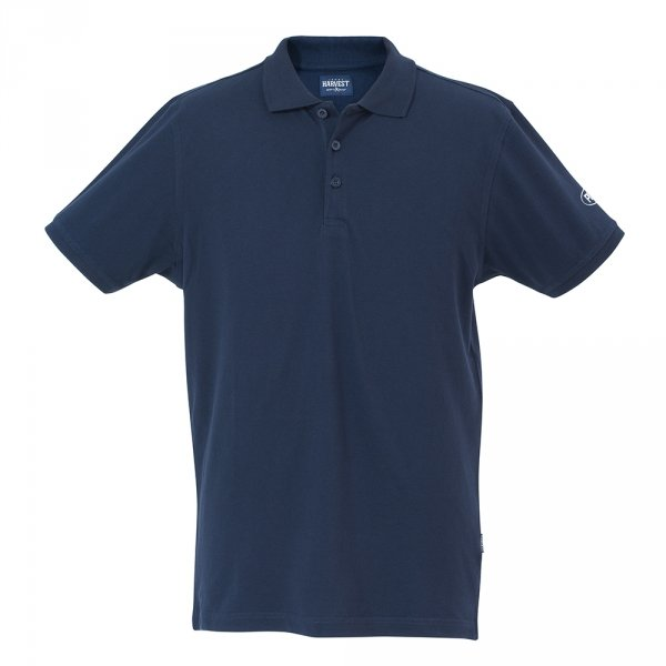 Koszulka polo męska PIXEL - classic