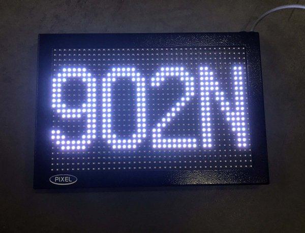 Tablica XTD 24x40-10 RGB - Produkt kolekcjonerski