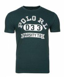 T-shirt męski Ralph Lauren zielony